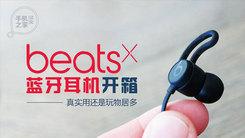 [汉化] 实用还是玩物 BeatsX蓝牙耳机