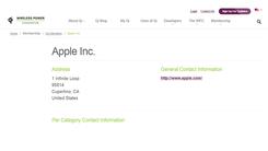 新时代来临? 苹果加入无线充电联盟