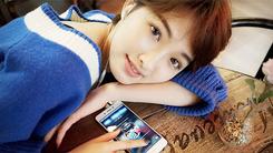 华为畅享6S手机 闪速对焦甜蜜一刻!