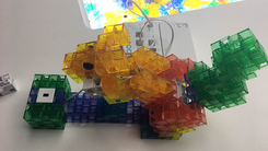 从小培养兴趣 索尼发布KOOV编程机器人