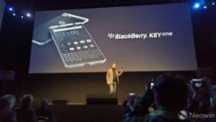 黑莓发布最后一款手机DTEK70 售价3800