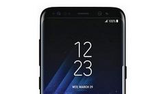 最后一爆?三星Galaxy S8渲染图流出