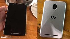 首款双卡黑莓手机!黑莓BBC100-1曝光