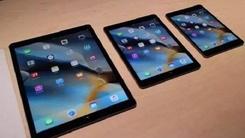传苹果开始测试iOS 11及新款iPad Pro