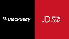 黑莓全球总裁Alain Lejeune造访京东