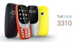 经典归来 Nokia 3310宣布四月底回归