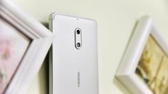 银剑出鞘传奇再现 Nokia 6 银白色图赏