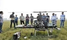中兴无人机装载4G基站 有望正式商用