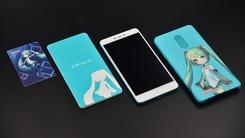 红米Note 4X初音未来限量套装开箱图赏