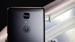 内置指纹安全加密芯片 金立M6S Plus