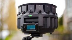 小蚁与谷歌联合发布谷歌Jump VR第二代