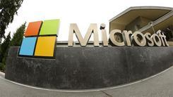 不怕手机收入为零 微软云服务依旧坚挺