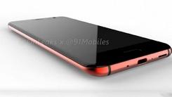 HTC U11大量渲染图曝光 鹅卵石四曲面