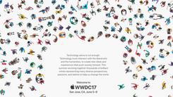 苹果WWDC主题演讲邀请函 下个月六号见
