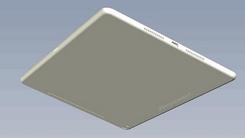 10.5英寸iPad Pro遭曝光 外观已确认