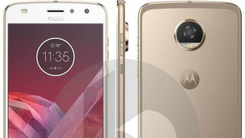 Moto Z2 Play配置曝光 或下月初发布