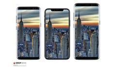 iPhone8 搭载全面屏 真实渲染图曝光