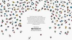 苹果开发者大会 WWDC 2017