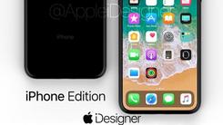 或将取消指纹识别 iPhone 8渲染图曝光