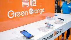 激光投影手机VOGA V亮相MWC 2017上海
