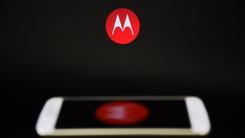 酷玩姬携手直播MWCS Moto Z2 Play展台