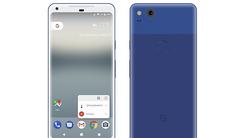 谷歌Pixel XL 2渲染图曝光 全面屏帅炸