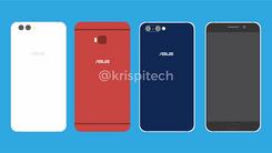 双摄+835 华硕Zenfone 4系列新机曝光