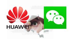 华为手机收集微信用户数据  腾讯抗议