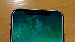 iPhone 8高清真机图:真没指纹识别?