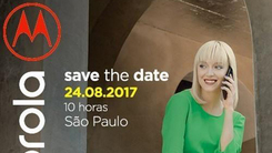 联想Moto X4曝光 8月24日将于巴西发布
