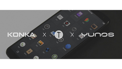 康佳手机将使用YunOS版Smartisan OS