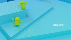 谷歌增强现实ARCore推出开发者工具包
