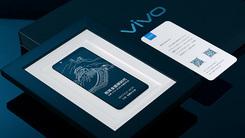 vivo X20全面屏手机发布会邀请函亮相