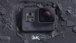 GoPro发新品 HERO6 Black运动相机亮相