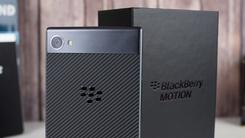 黑莓Motion正式发布 首款三防黑莓手机