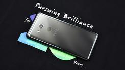 圆角全面屏出色做工 HTC U11 EYEs图赏