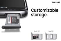 官网爆料三星Galaxy S9欧版将支持双卡