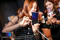 华为P20系列在上海时尚周末诠释时尚美学