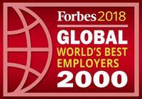 2018年世界最佳雇主榜:京东排名131位 阿里排名332位