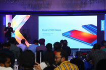 联想手机发力海外市场 两款智能新机在印度发布