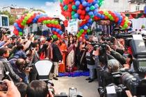 """总理迎接C6""""入住""""尼泊尔,总统选用e6为座驾"""