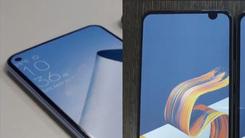 华硕Zenfone 6原型机曝屏幕挖孔及侧美人尖设计