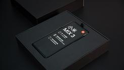 磁动力滑盖全面屏+陶瓷机身 小米MIX 3评测
