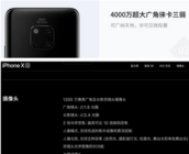 华为Mate 20 Pro和新iPhone拍照PK:不只是三摄与双摄的对决