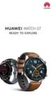 颜值与性能齐飞 HUAWEI WATCH GT双十一将正式开售
