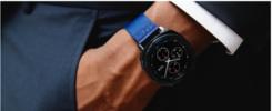 千元级最强智能手表,三星Gear Sport双十一值得买