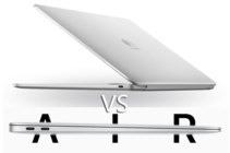 轻薄本的性能新高度,HUAWEI MateBook 13力克苹果MacBook Air
