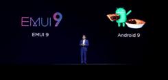 强势升级EMUI 9.0 华为P20系列直教果粉叛变