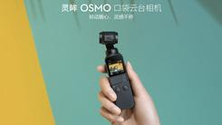 西部数据助力大疆创新发布口袋灵眸相机