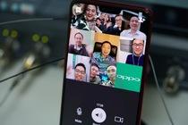 OPPO实现全球首次5G微信视频通话